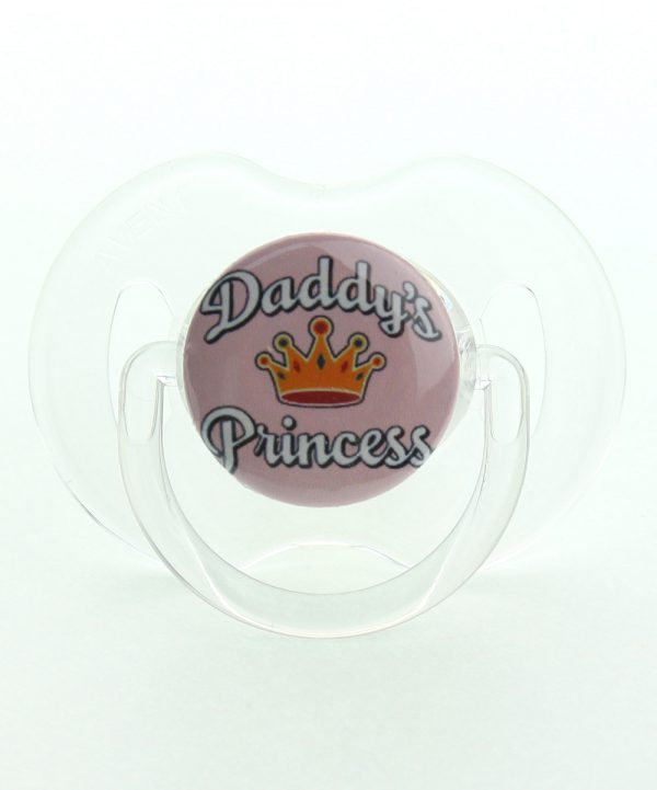 'Daddy's Princess' Pacifier